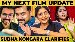 My Next Film Announcement on Thalapathy Birthday? – Sudha Kongara Clarifies!