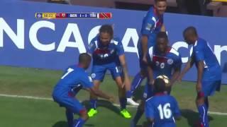 Bermuda Goals At CONCACAF U20 Championships, Feb 2017