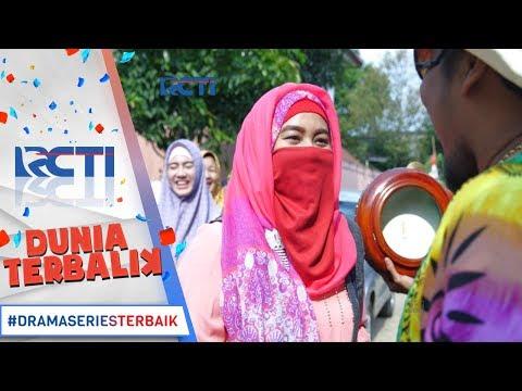 DUNIA TERBALIK - Kepulangan Edah Di Sambut Marawis [6 OKTOBER 2017]