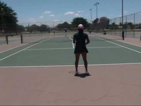 Tennis---Victoria A. Terrazas Part 1.wmv