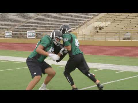 ProTips: Football: Defensive Line Tips: Defensive End Reads