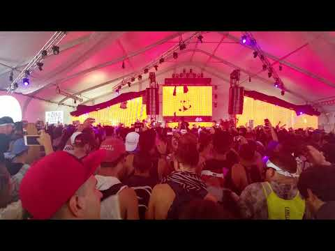 Saymyname live at HARD Summer 2017