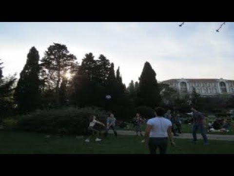 Boğaziçi Üniversitesi'nde Bir Gün