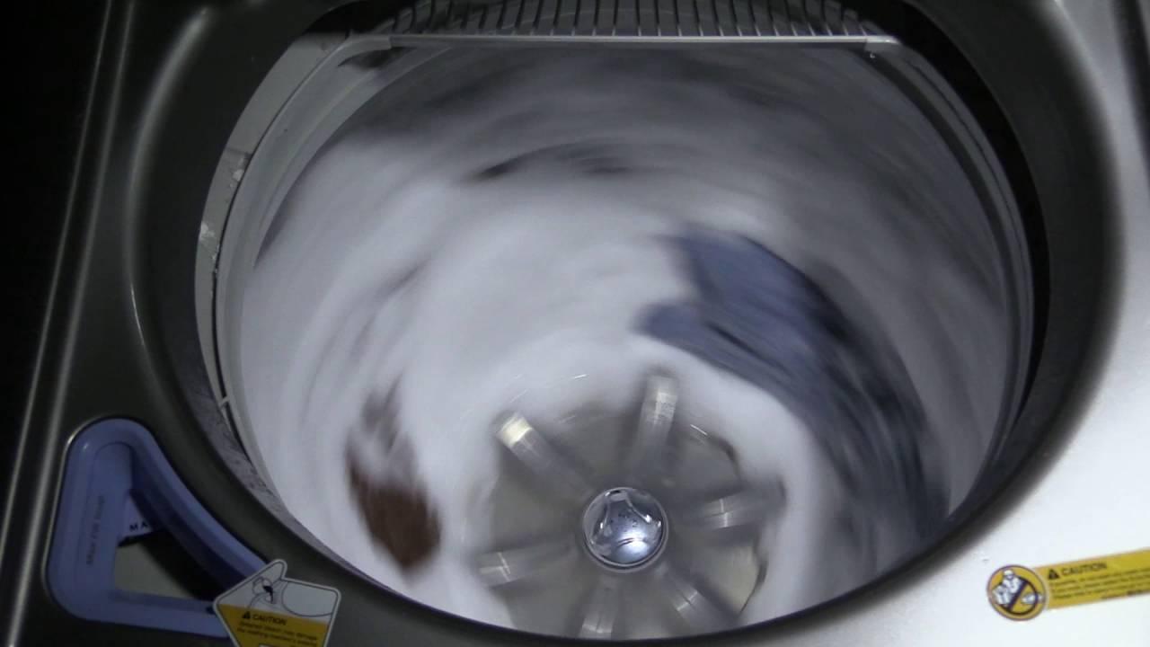 Download LG Mega Capacity Washer Heavy Duty Cycle