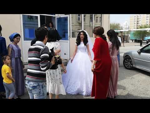 Dashoguz Toy, свадьба в Дашогузе,The Bride Is Ready, Beautiful Uzbek Bride