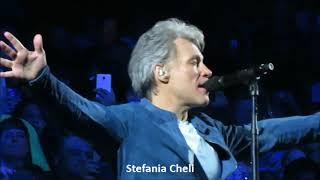 Bon Jovi  @ Denver March 14, 2018 Amen