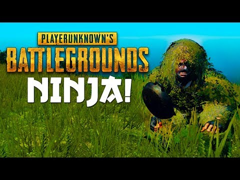 PUBG - NINJA MONTAGE! #1 (Funny Moments & Ninja Trolling)