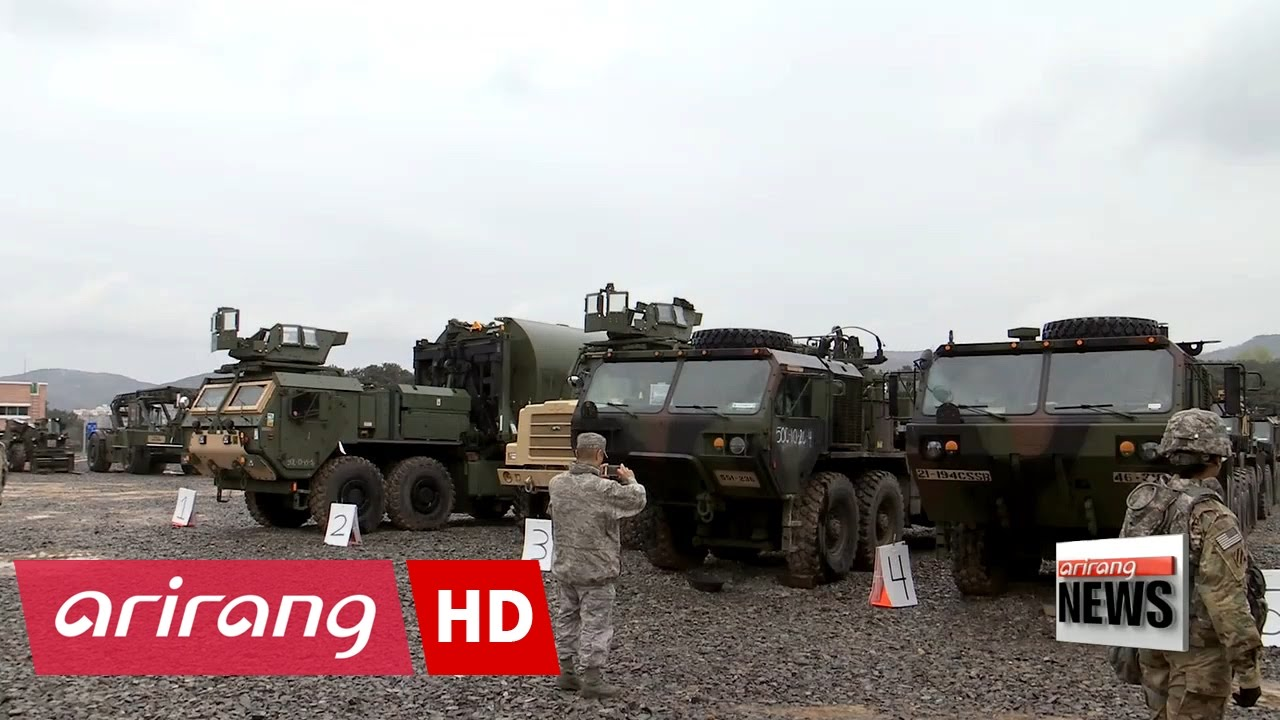 Largest ever S  Korea-U S  military logistics drills take place in Pohang