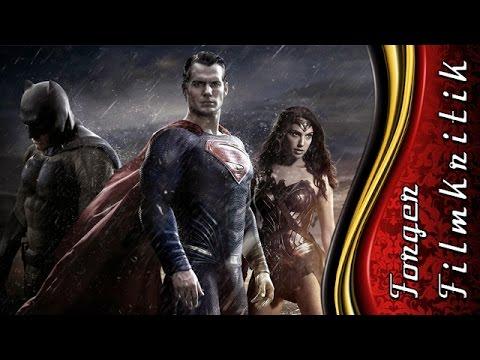 Batman Vs Superman Kritik