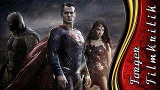 Kritik: Batman vs. Superman - Dawn of Justice