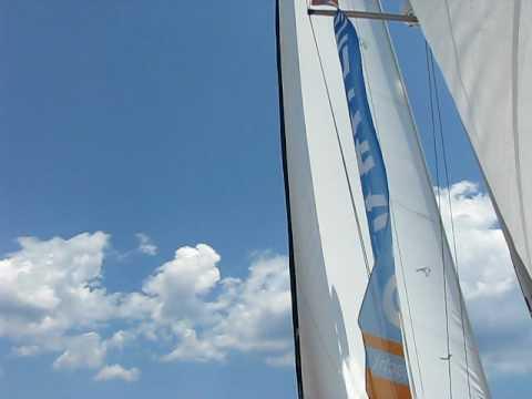 www.charterayacht.gr - Relax sailing at Halkidiki Sithonia - Kriaritsi.AVI