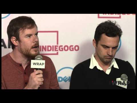 "Sundance: 'Digging for Fire's' Joe Swanberg, Jake Johnson Play ""Wrapid Fire"""