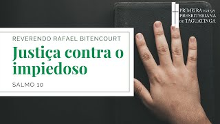 Culto Dominical - 04/10/20 - 1ª IPT