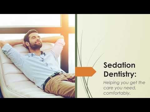 Sedation Dentistry in Destin, FL - Center for Cosmetic and Family Dentistry