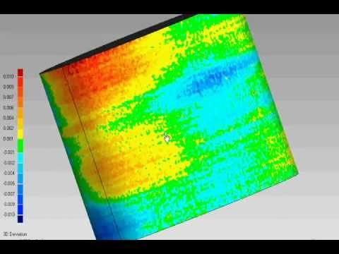 CMM and profilometer for surface measurement, metrology, roughness, wear  and 3D inspection | Novacam