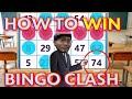 How to Win in Bingo Clash on Pocket7Games