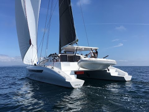 Performance Cruiser-Racer New Dazcat 1295 Exceeds All Expectations