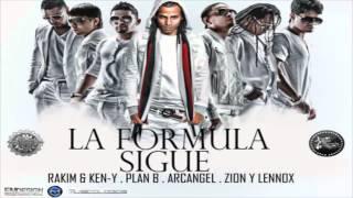 Plan B Ft Zion & Lennox, Arcangel & RKM & Ken-Y - La Formula Sigue (La Formula)