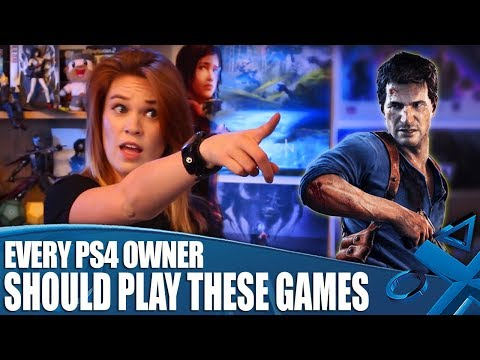 Every PS4 Owner Needs These Games In Their Collection