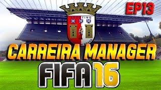 Estamos na Final ??? - Fifa 16 Carreira Manager EP13 [PC]