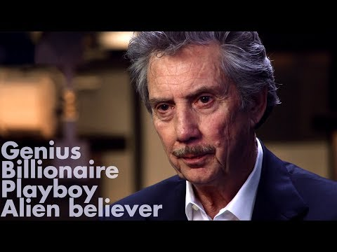 Space industry CEO Robert Bigelow says aliens visit Earth
