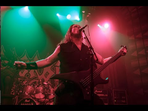 Morbid Angel - Covenant of Death + Praise the Strength - The Regent Theater, Los Angeles, CA, USA