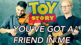 """""""You've Got A Friend In Me"""" (Randy Newman, Toy Story Cover) Ben Haynes & Marios Pavlou"""