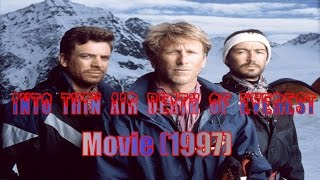Into Thin Air Death on Everest Movie (1997)