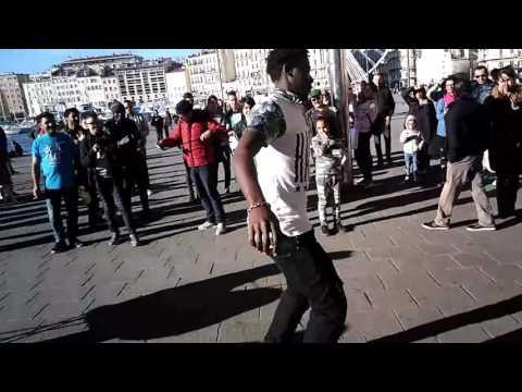 Danse sans frontières - Marseille Vieux-Port