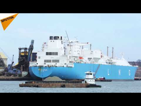 Second LNG Tanker With Russian Gas Arriving in Boston