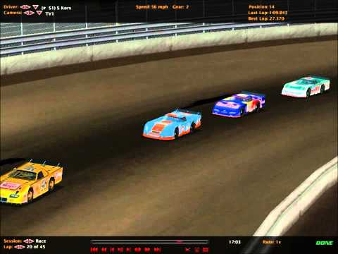 DASCAR Shell Dirt Ringer Series Season 3 Final Masquerade 300