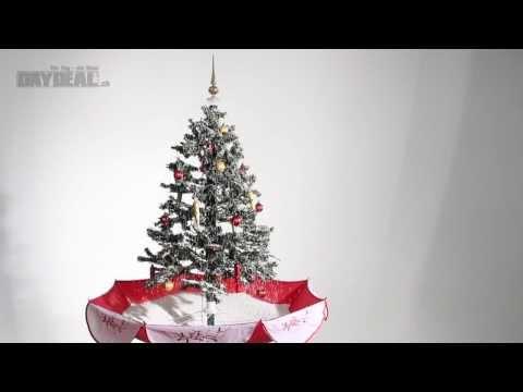 wir wickeln einen weihnachtsbaum doovi. Black Bedroom Furniture Sets. Home Design Ideas
