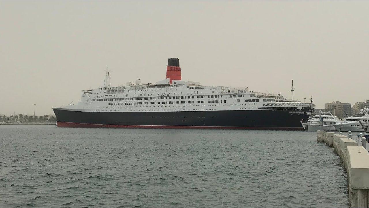 queen-elizabeth-2-ship-opens-as-hotel-in-dubai-itv-news