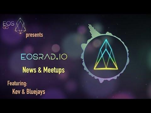 Dawn 4.0 release, New B1 COO, ONO claims etc - News & Meetups - EOSRad.io - EP12 #blockchain #crypto