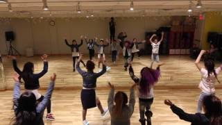 Burn Break Crash / Aanysa (Kids Hip Hop Classes by I LOVE DANCE)