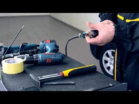 Установка автомобильного доводчика Slam Stop - Смешные видео приколы
