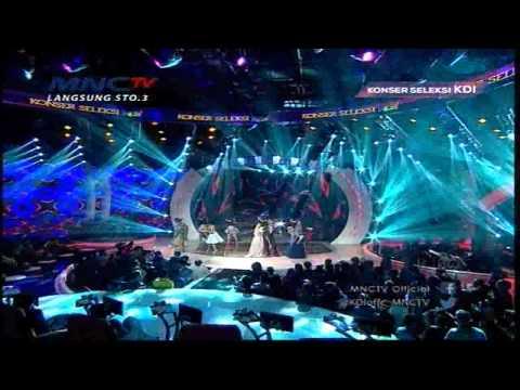 "Dewi Persik "" ABG Tua "" Konser Seleksi KDI 2015 (25/3)"