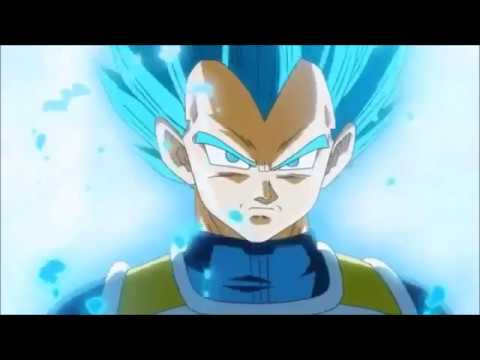 Vegeta - Blue On Black 5FDP AMV
