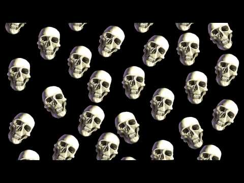 Spooky Scary Skeletons Lyrics