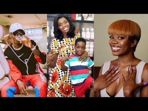 WIZKID BABYMAMA & SON DISGRACED HIM FOR DUMPING THEM