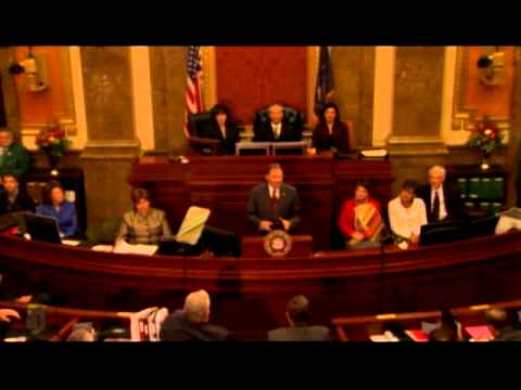Utah Governor Gary Herbert State of the State Address 2013