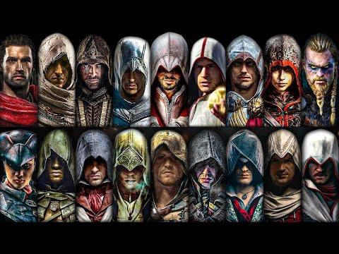 Assassin's Creed   Complete Saga X Born For It   HD