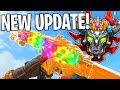 OVERPOWERED ZERO.. /OPERATION ABSOLUTE ZERO / NEW DLC WEAPONS (COD BO4 1.09 UPDATE)