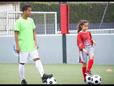 A Sunday with Giovani Dos Santos