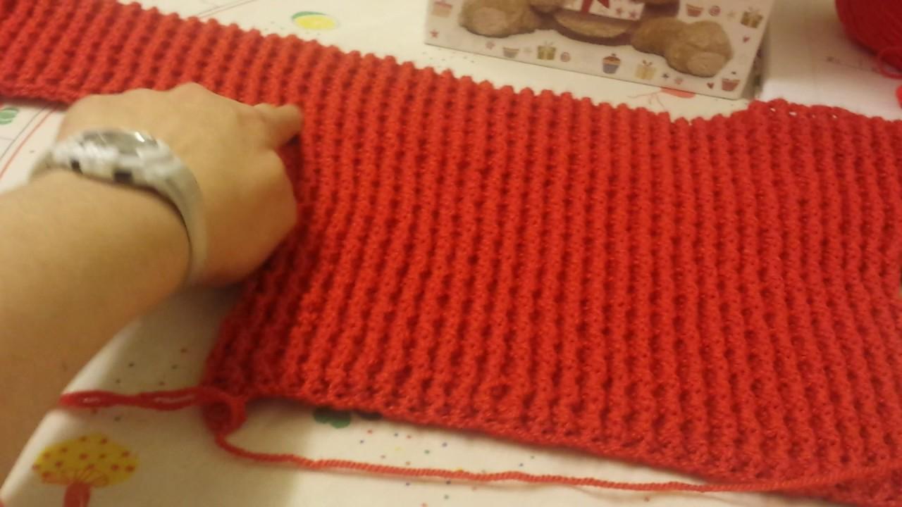 Gorro com cachecol agarrado.em croche - YouTube c0b37e59ee8