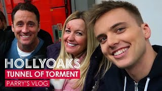 Parry's Vlog - Behind The Scenes At The Tunnel Of Torment