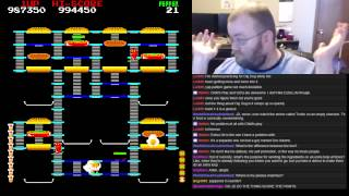 BurgerTime World Record 7 789 300 1 3