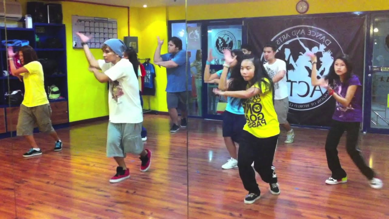Vincent Mangubos Choreography Love Letter R Kelly