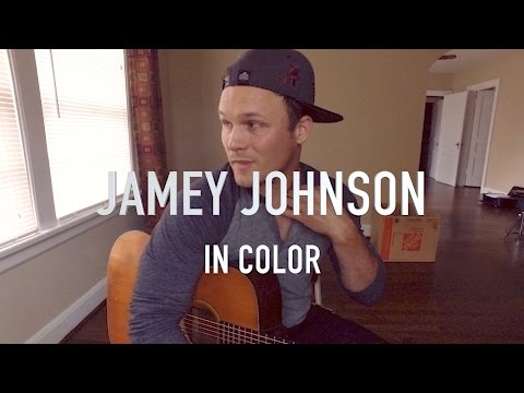 Jamey Johnson - In Color (Cover) Aaron Parker