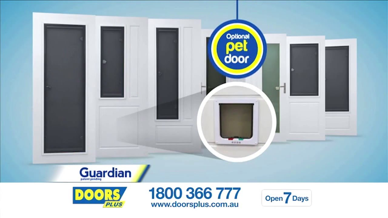 Guardian 2 In 1 Doors Innovative Safety Screen Door